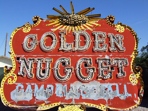in the beginning of the california gold rush folks were finding gold