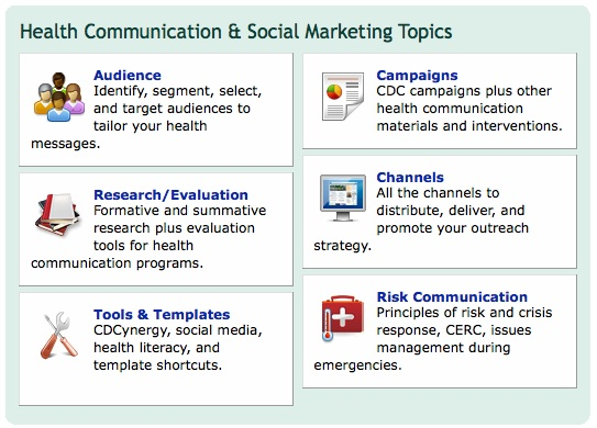 Gateway to Health Communications and Social Marketing